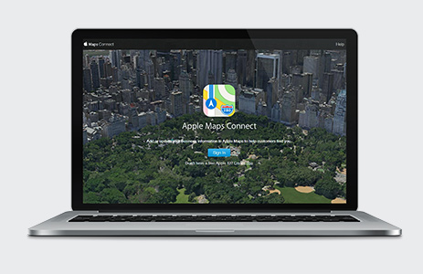 Apple Map Business Listing